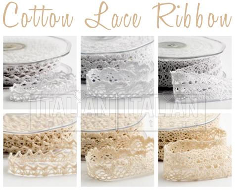 Cotton Lace Ribbon