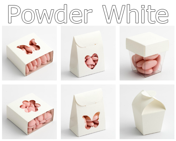Powder White
