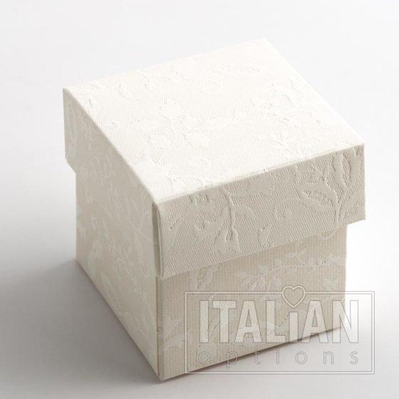 Harmony - Square Box & Lid 50x50x50mm - 10 Pack