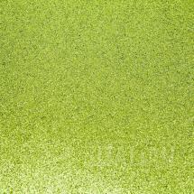 Light Green glitter card