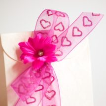 Heart Themed Ribbons