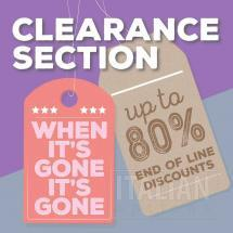 Clearance Decorations