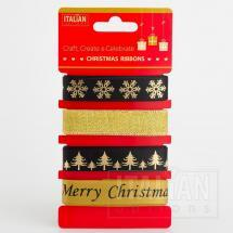 Christmas Elegance ribbons