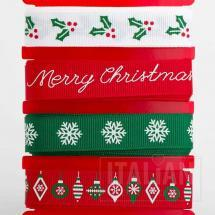 Christmas ribbons