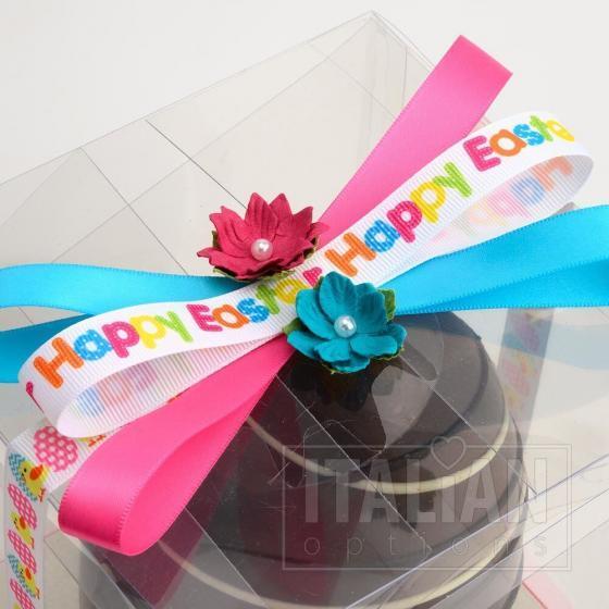 Easter Eggs & Chicks Grosgrain Ribbon 16mm x 5M