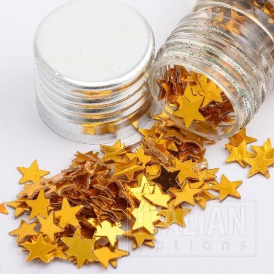 Glitzy Sparkles Gold - 4x10g Jars