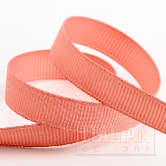 10mm Grosgrain x 10M - Rose Gold