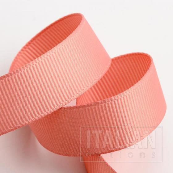 16mm Grosgrain x 10M - Rose Gold