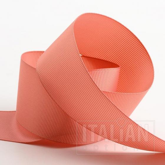 38mm Grosgrain x 10M - Rose Gold