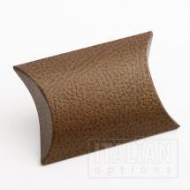 Brown Pelle - Bustina 70x70x25mm - 10 Pack