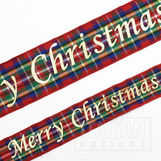 Merry Christmas Tartan