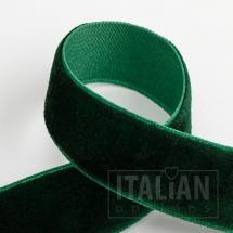 Velvet Ribbon 18mm x 10M - Bottle Green
