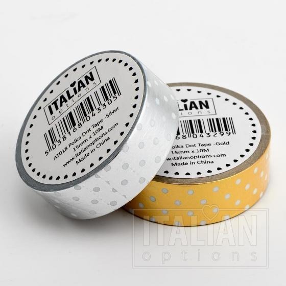 Polka Dot washi tape