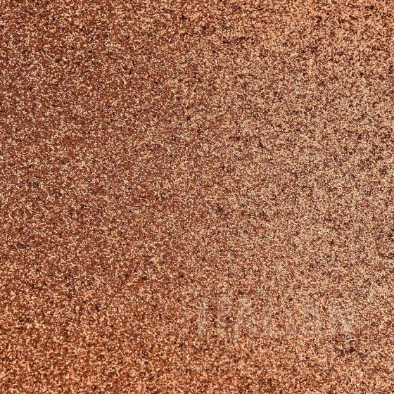 A4 Glitter Card - Chocolate detail
