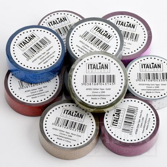 Self adhesive washi tapes