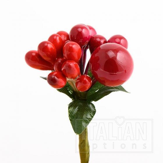 Berries Spray - Red (12 Pack)