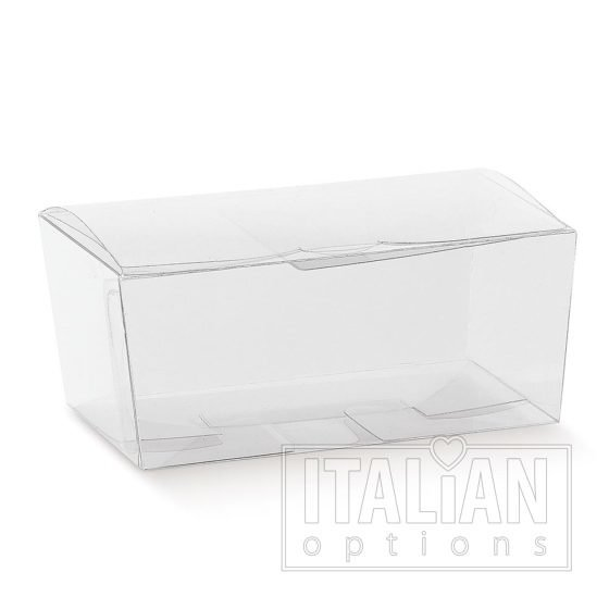 Transparent Ballotin Chocolate Box