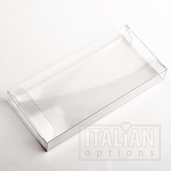 Transparent Box (side closure) 160x75x20mm - 10 Pack