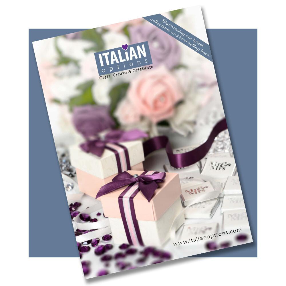 Italian Options 2020 brochure cover