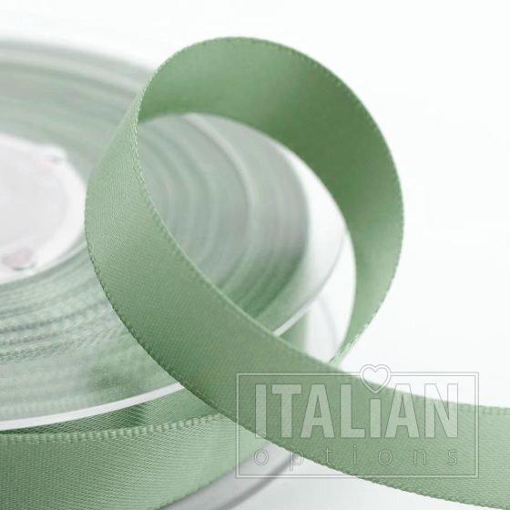 Sage Green Satin Ribbon