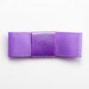 5cm Dior Satin Bows (Self Adhesive) - 12 pcs - Lilac