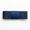 5cm Dior Satin Bows (Self Adhesive) - 12 pcs - Navy
