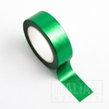 Washi Tape Adhesive Foil Tape 15mm x 10M - Emerald Green