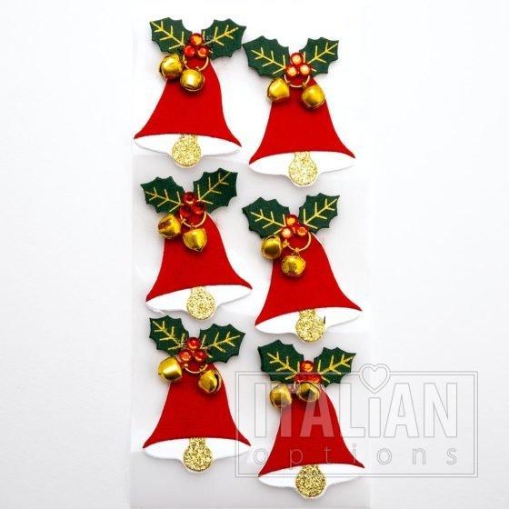 self-adhesive Jingle Bells