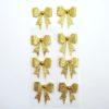 Sparkle Bows Gold