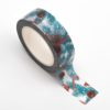 Adhesive Washi Tape 15mm x 10M - Pine Cones & Berries