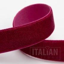 Velvet Ribbon Burgundy - 9mm, 18mm, 25mm