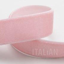 Velvet Ribbon Soft Pink - 9mm, 18mm, 25mm