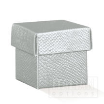Silverskin Box & Lid 50x50x50mm