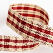 16mm Heritage Tartan Ribbon x 10M