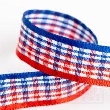16mm Britannia Tartan Ribbon x 10M