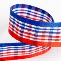 25mm Britannia Tartan Ribbon x 10M