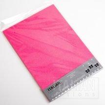 250 GSM, A4 Neon Pink Glitter Card (10 Pack)
