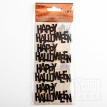 Glitter Happy Halloween (4 pcs)