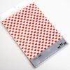 250 GSM, A4 Glitter Card (10 Pack) - Love Hearts