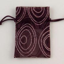 lurex swirl bags
