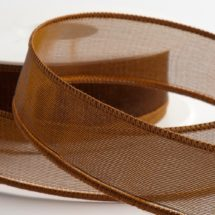 lurex wired edge ribbon
