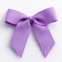 Lilac 5cm Grosgrain Bow 7813