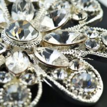 Diamante Brooches