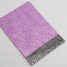 A4 Glitter Card