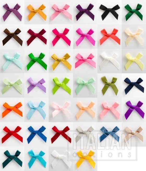 satin bows